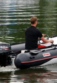 SUZUMAR DS-380 RIB JOCKEY